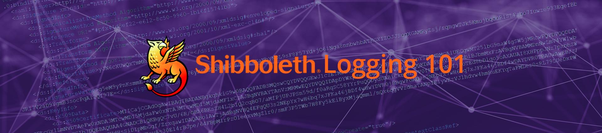 Shibboleth Logging 101